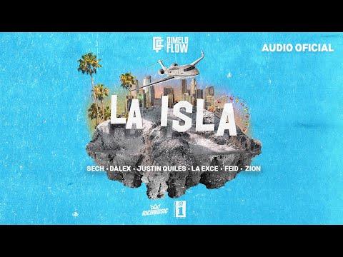 Dímelo Flow Sech  Dalex La Isla Feat Justin Quiles La Exce Feid  Zion
