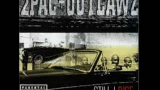 2Pac - Letter To The President (Ft. Big Syke)