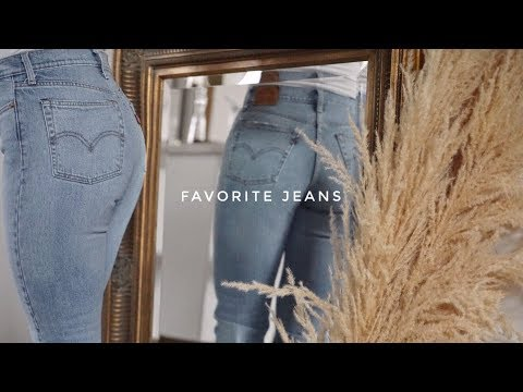 My Favorite Jeans | Gemary