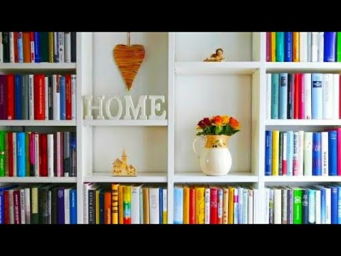 Bookshelf tour? (todos os livros da minha estante)