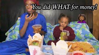 If you were me you'd do it too | Vlogmas Day 3 | De Sade