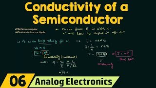 Conductivity of a Semiconductor