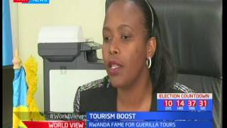 Rwanda : Tourism boost in the country