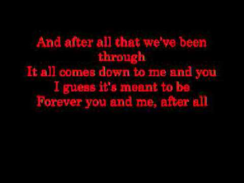 Cher & Peter Cetera - After All [On-Screen Lyrics] Mp3