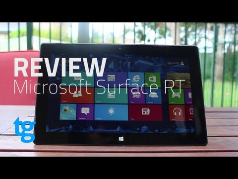 REVIEW: Microsoft Surface RT