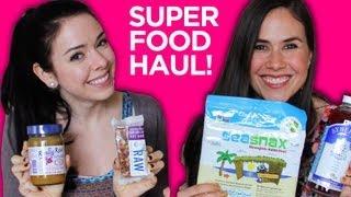 ☼ Superfood Haul with Nikki Phillippi ☼