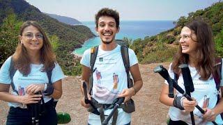 Kamp Yapmaya Gidiyoruz! - 48 Saat Boyunca Yürüme Challenge!