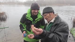 Рыбалка на колодозере