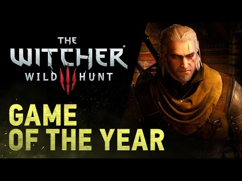 The Witcher 3: Wild Hunt || GAME OF THE YEAR Trailer thumbnail