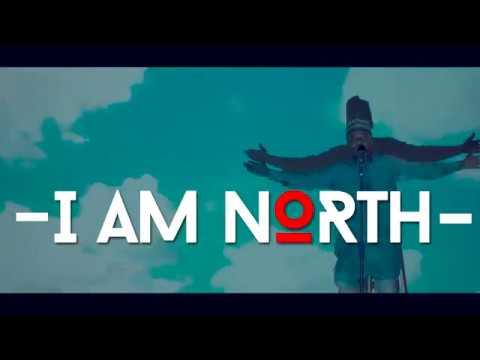 I AM NORTH.
