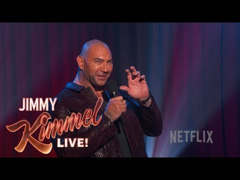 EXCLUSIVE TRAILER: Dave Bautista's Netflix Comedy Special