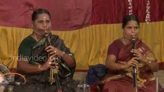 Nagaswaram Recital by female artiste at Thirugukkungudi