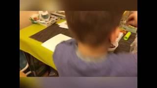 Дети в Радость.Делаем вазочку для цветов.Поделки своими руками.