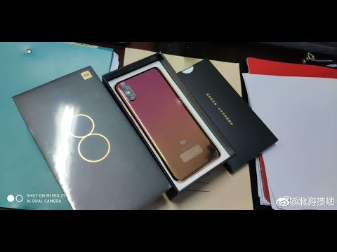 Xiaomi Mi 8 Pro & Mi 8 Lite Launch event Live From China