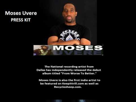 Moses Uvere Digital  Press Kit