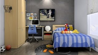 76 Creative Boy Bedroom Ideas Small Rooms Inspired Sign!