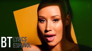 Iggy Azalea - Switch ft. Anitta (Lyrics + Español) Video Official