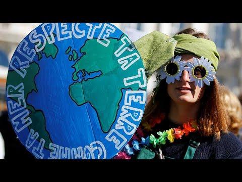 Παγκόσμιο φαινόμενο οι κινητοποιήσεις για το κλίμα