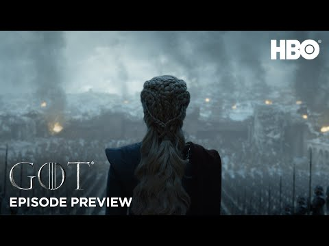 Game of Thrones 8. Sezon 6. Bölüm (Final) Fragmanı
