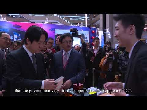 Premier Lai delivers address at opening ceremony of IT Month 2017