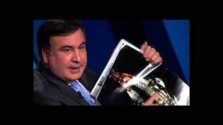 Саакашвили - депутату от БПП: Я построил всё для страны и ничего - для себя. А вы - наоборот