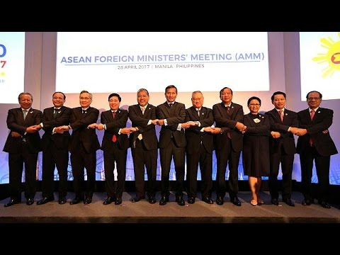 Επικριτική στάση έναντι της Πιονγκγιάνγκ από τους ΥΠΕΞ του ASEAN