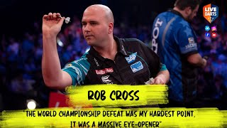 Rob Cross aiming to bounce back in 2020 Premier League Darts