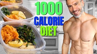 1000 Calorie Deficit | Lose Weight Fast (Then What)
