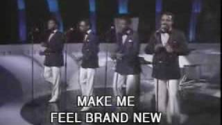 THE STYLISTICS--U MAKE ME FEEL BRAND NEW