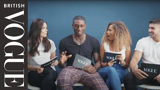 The Love Island Cast Solve British Vogue's Relationship Problems | British Vogue
