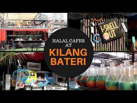Halal Cafes Around Kilang Bateri - Johor Bahru