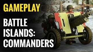 Battle Islands: Commanders Gameplay Preview
