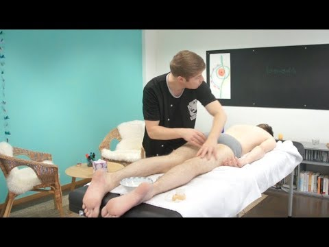 Pasc: Back, Leg, Tummy & Chest Massage / Lotion Sounds / Neck & Head Scratching ASMR