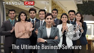 Tranquil CRM video