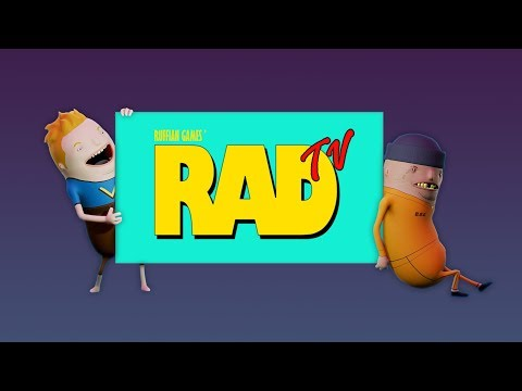 RADtv - Announcement Trailer thumbnail