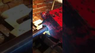 Ремонт гідробака трактора Т-25