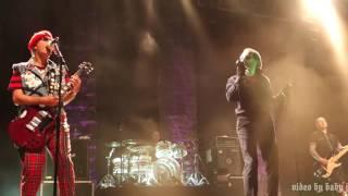 The Damned-STRANGER ON THE TOWN-Live-House of Blues-Las Vegasv-NV-April 9, 2017-Vanian-Capt Sensible
