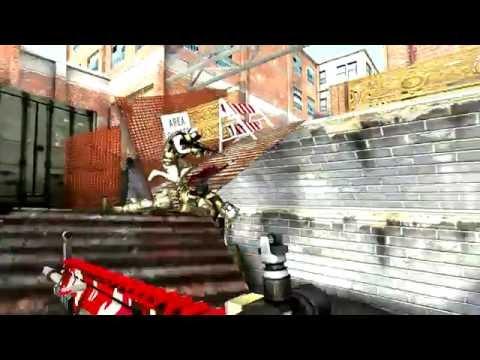 Vídeo do Bullet Force