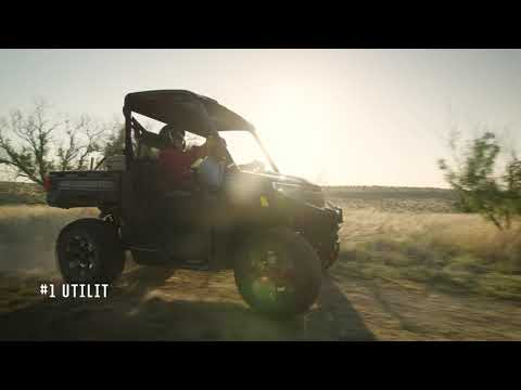 2021 Polaris Ranger Crew XP 1000 Texas Edition in Ottumwa, Iowa - Video 1