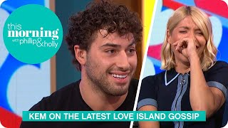 Love Island: Kem Reveals All The Gossip On The Two New Boys Entering The Villa | This Morning