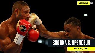 FULL FIGHT   Kell Brook vs. Errol Spence Jr. (DAZN REWIND)