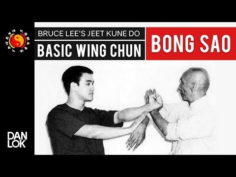 Wing Chun For Beginners Part 3: Basic Wing Chun Techniques - Bong Sao