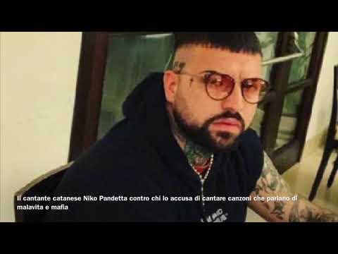 """La protesta di Niko Pandetta: """"Basta associarmi alla mafia"""""""