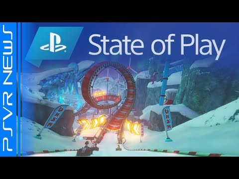 PSVR NEWS | State Of Play Impressions | Upcoming Racer Looks Great On PSVR & More