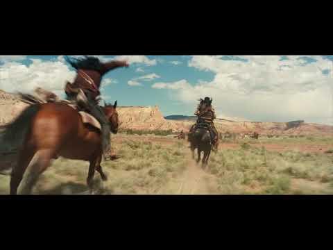 Hostiles (Clip 'Comanche Attack')