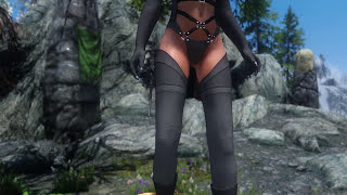 Skyrim Mod Review 66 - HDT Bikini and KS Jewelry - Series: Boobs and Lubes