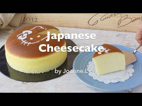 Video Japanese Cheesecake - Delicious Baking Recipe | Craft Passion