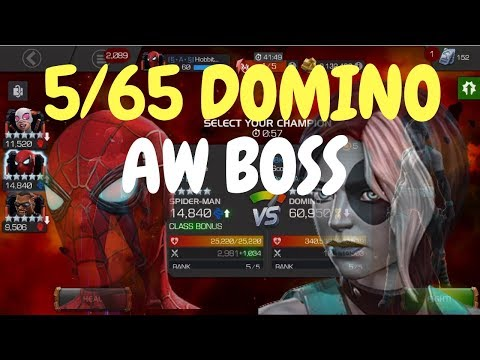 Alliance wars is here! Defending in Alliance Wars in Marvel