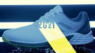 ZG21 Junior Golf Shoe-video