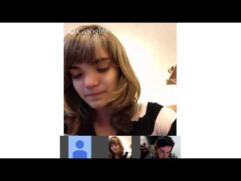 AO VIVO: Hangout com Isadora Faber e Tia Dag